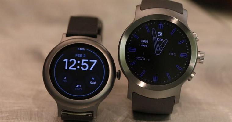Обзор LG Watch Sport и LG Watch Style  пожалуй лучшие гаджеты на Android  Wear 2.0  a86bb76cfd274