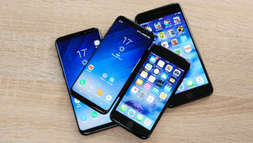 Apple iPhone 7 VS Sasmung Galaxy S8