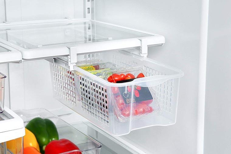 Полочки в холодильнике