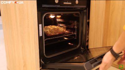 Как это выглядит в духовке