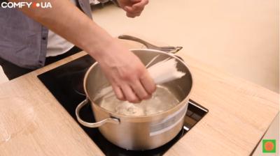 Готовим рисовую лапшу
