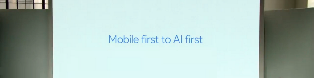mobile-first-ai-first