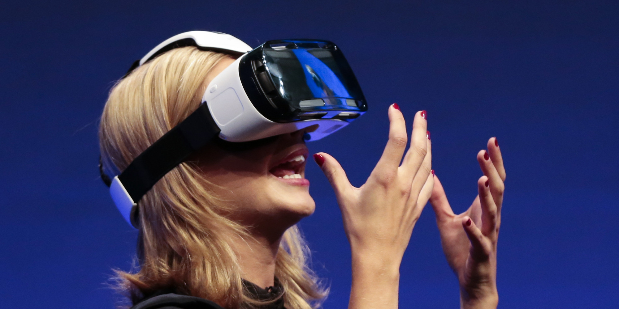 виртуальная реальность.