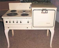 Прообраз электрической плиты