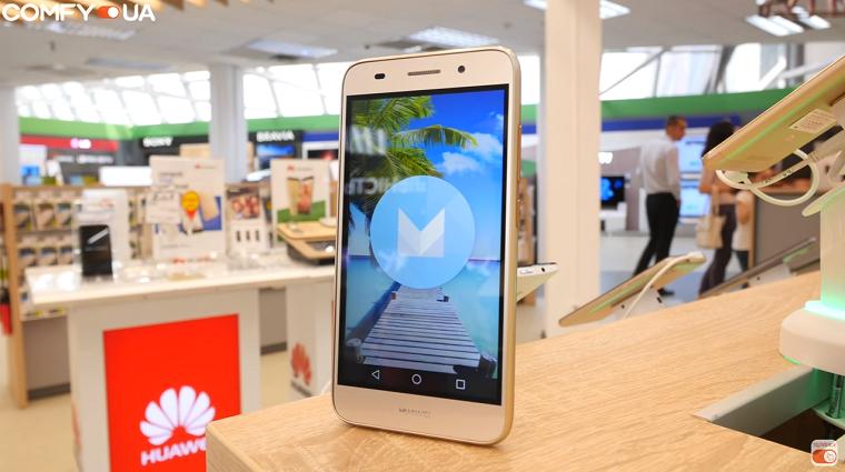 Android 6.0 Marshmallow.