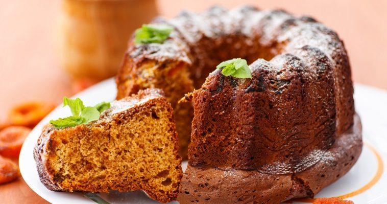 Ароматерапия кексами. Лимонный кекс для сладкоежек и шоколадный для худеющих