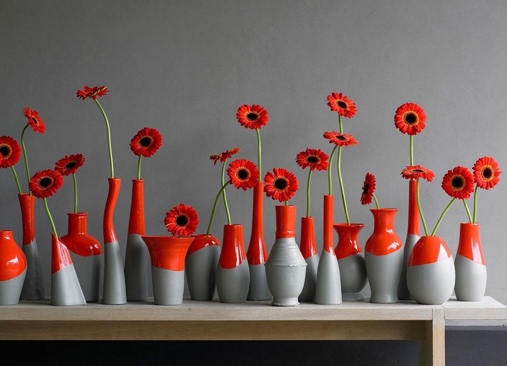 Декор своими руками-вазы