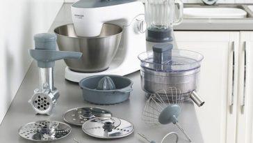 Дополнительный арсенал для кухонных машин Kenwood