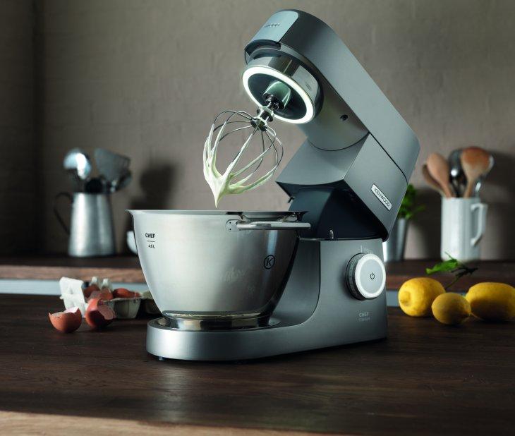 Дополнительный арсенал для кухонных машин - кухонная машина Kenwood