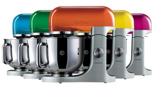 Дополнительный арсенал для кухонных машин - кухонная машина kMix