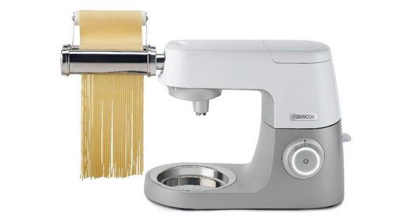 Дополнительный арсенал для кухонных машин - нарезаем пасту