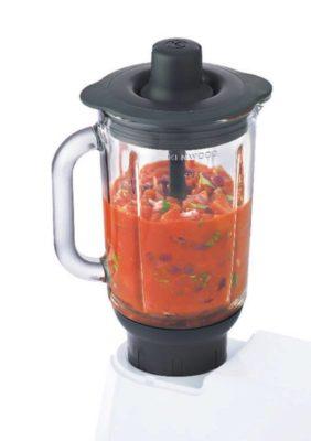 Дополнительный арсенал для кухонных машин - насадка блендер