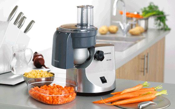 Дополнительный арсенал для кухонных машин - насадка для кубиков