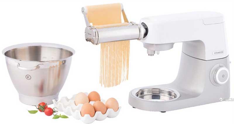Дополнительный арсенал для кухонных машин - насадка для приготовления пасты