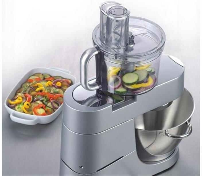 Дополнительный арсенал для кухонных машин - насадка измельчитель