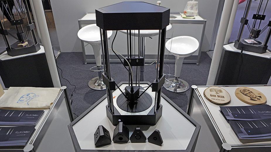 flux-delta-plus-printer