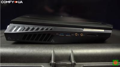 Габариты Acer Predator 21 X