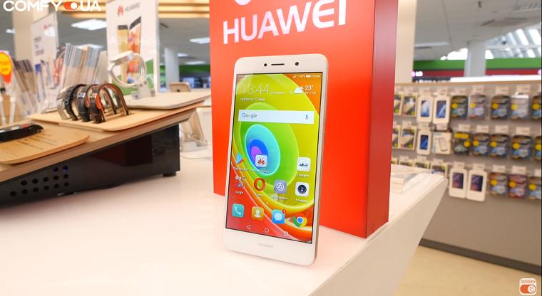 Huawei y7 2017 со всех сторон
