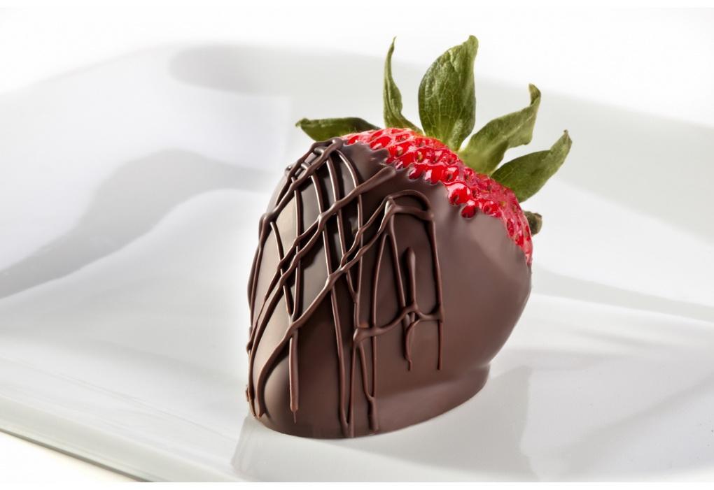 Клубника в шоколаде-лакомство