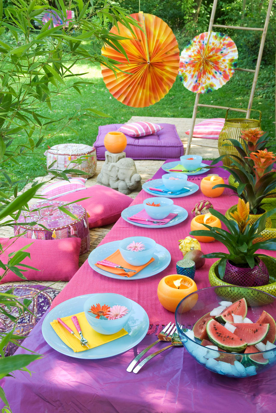 Летняя вечеринка-как организовать фото 1