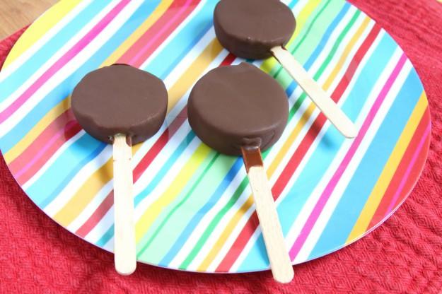 Мороженое с киви-за две минуты как сделать