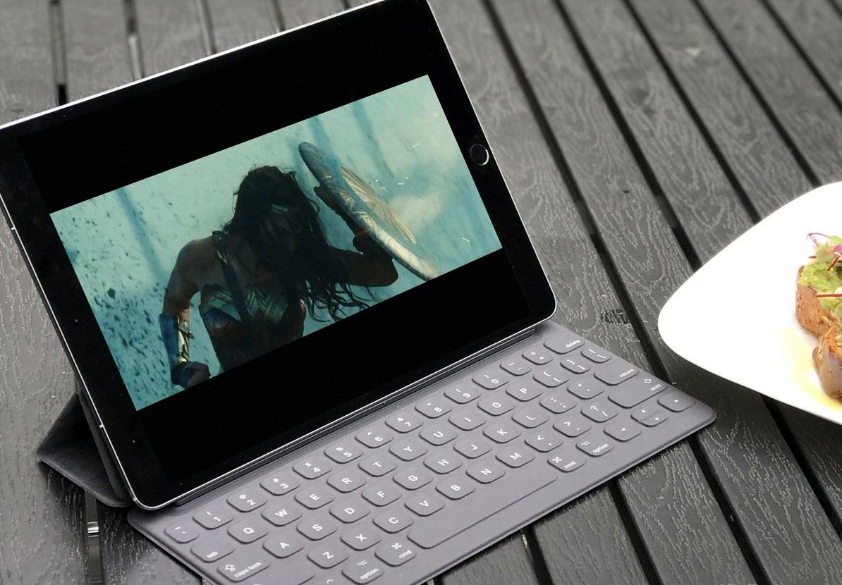 Обзор 10,5-дюймового iPad Pro – новый дисплей