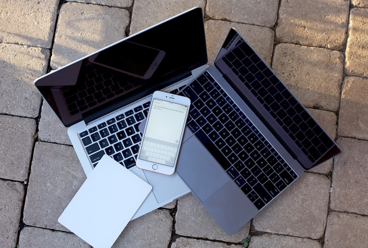 Обзор 12-дюймового MacBook 2017 с процессором Intel Kaby Lake – трекпад (2)