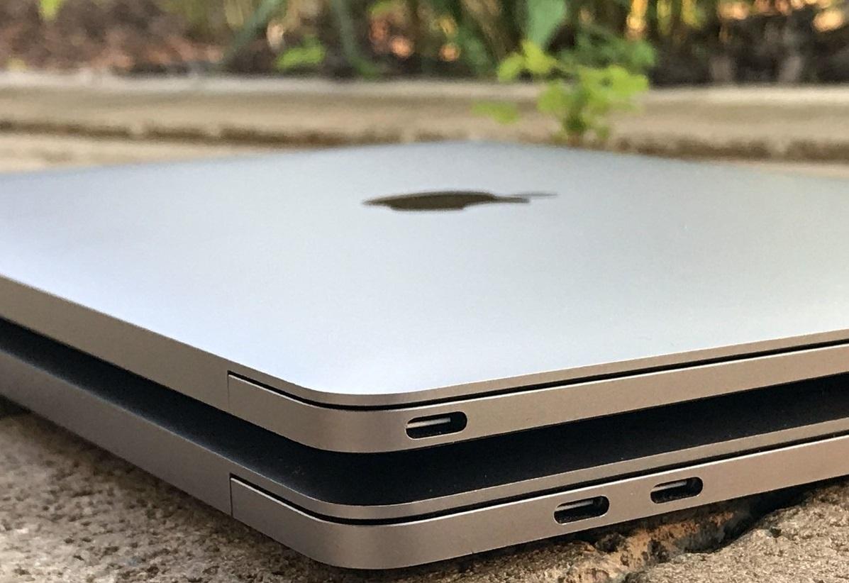 Обзор 12-дюймового MacBook 2017 с процессором Intel Kaby Lake - порты
