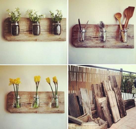 Оригинальные вазы-фото