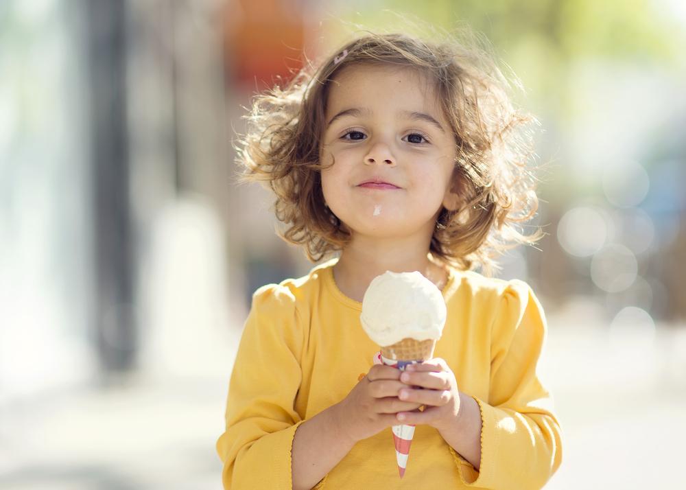 Папка «Фото», Сезонные продукты-летний режим питания – летнее поедание мороженого.