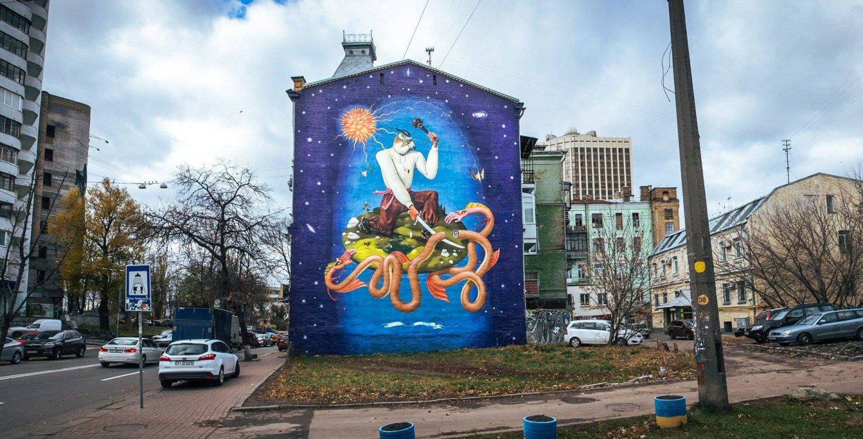 Папка «Фото», Стрит-арт-история развития и лучшие примеры уличного искусства – Interesni Kazki 1.