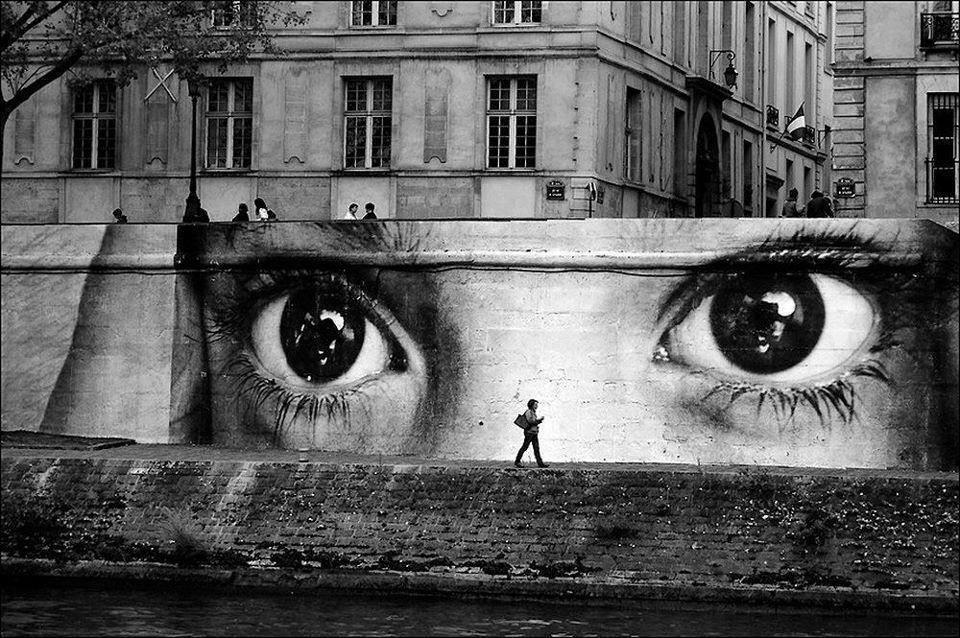Папка «Фото», Стрит-арт-история развития и лучшие примеры уличного искусства – Муралы Парижа 1.