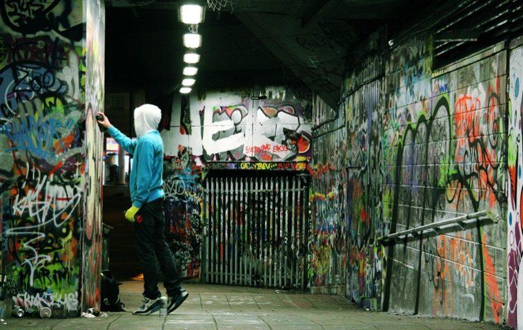 Что нужно тому кто рисует граффити