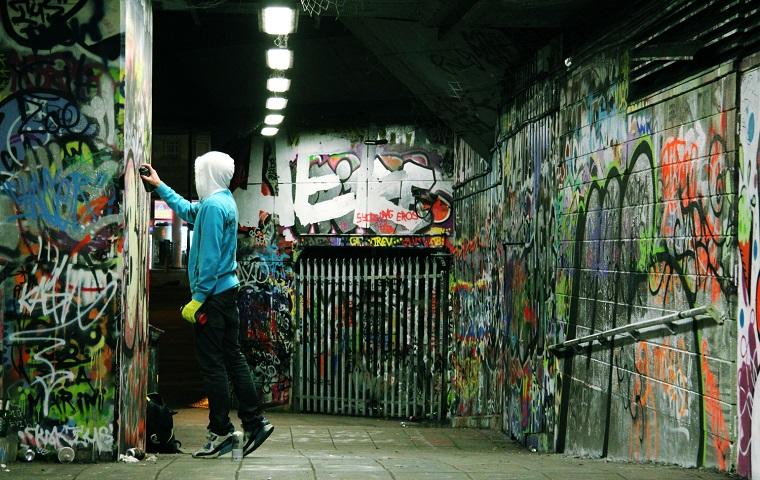 Папка «Фото», Стрит-арт-история-развития и лучшие примеры уличного искусства – рисует граффити.