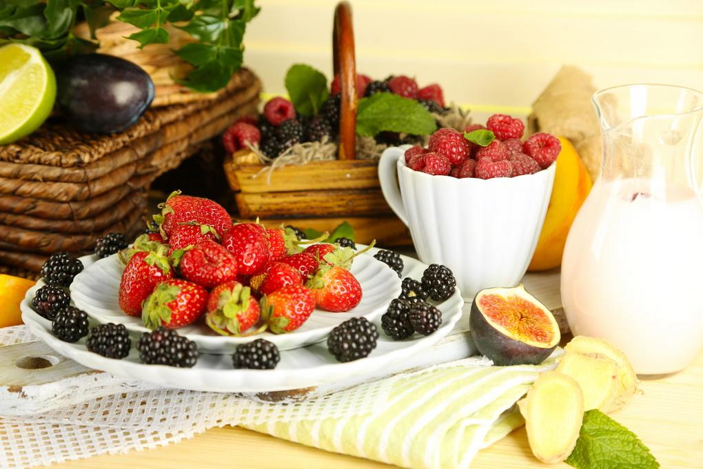 Съедобный декор-летняя сервировка стола фото 2