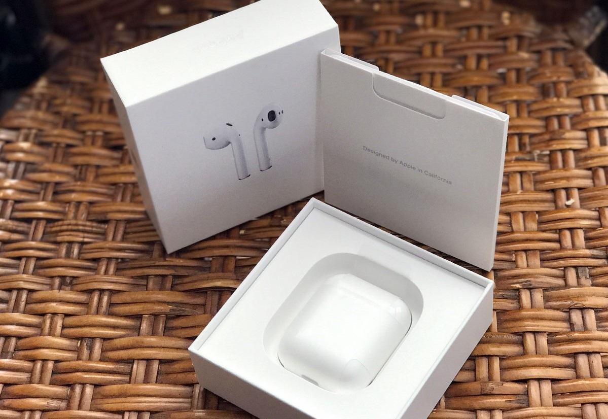 Слухи о будущих продуктах Apple – AirPods 2