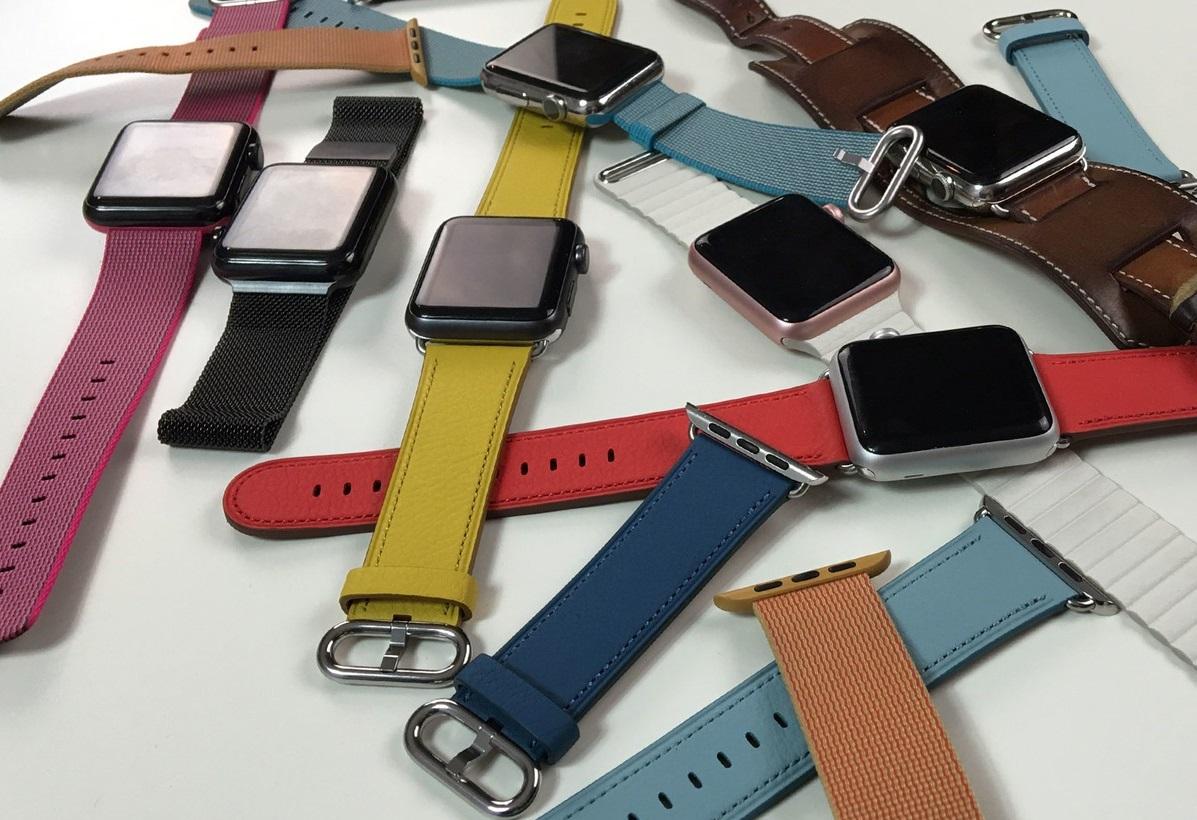 Слухи о будущих продуктах Apple – Аксессуары для Apple Watch