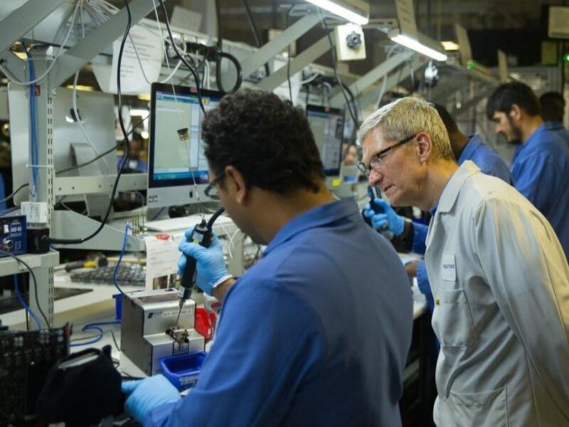 Слухи о будущих продуктах Apple – Mac Pro
