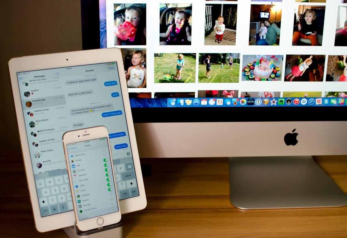 Слухи о будущих продуктах Apple – iCloud