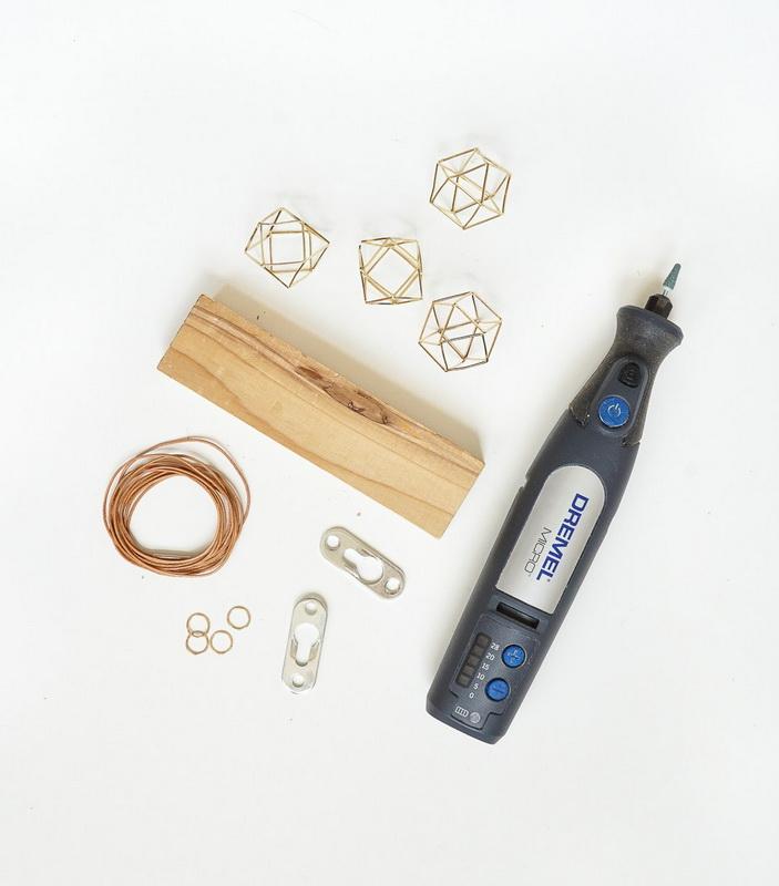 Современная ключница-что нужно материалы и инструменты