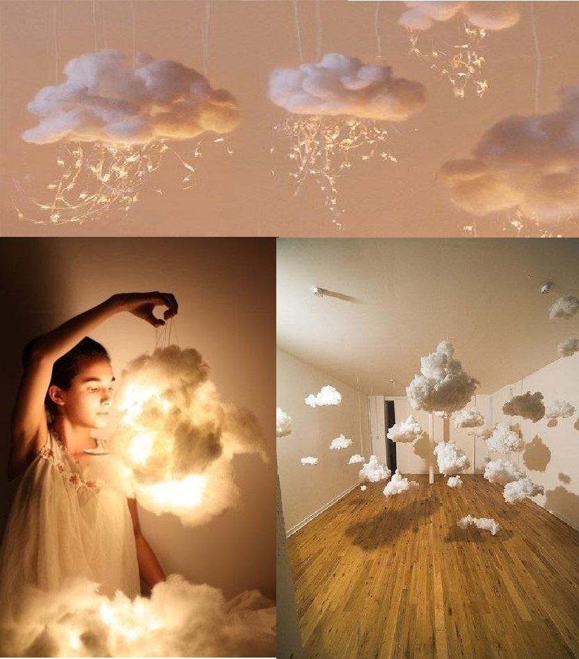 Светильник-облака