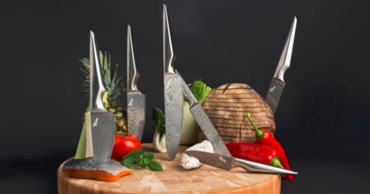 абор ножей, который сделает Вашу кухню не только более удобной, но и самой стильной