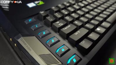 Начинка Acer Predator 21 X