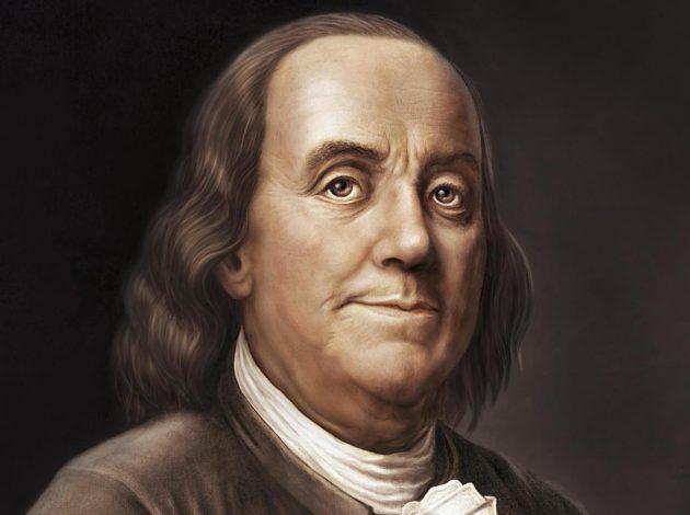 Бенджамин Франклин-фото