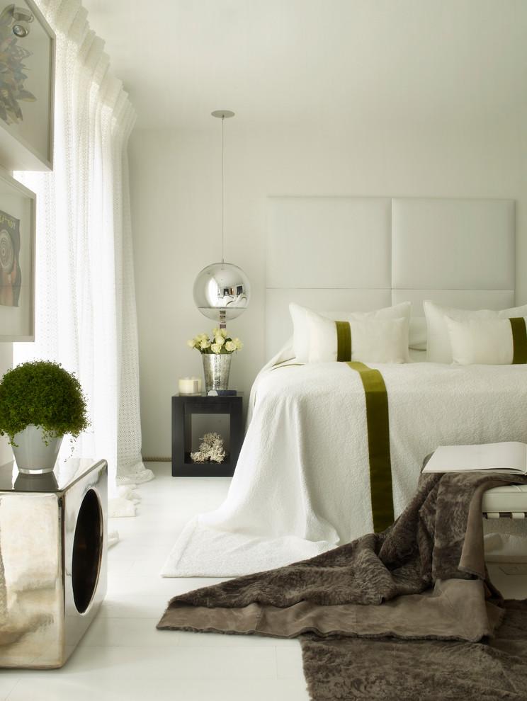 Декор спальни-вариант 1