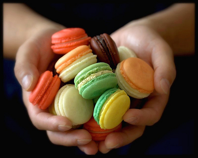 MACARONS-photo