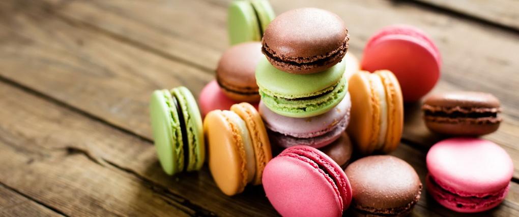 Macaron-французское лакомство