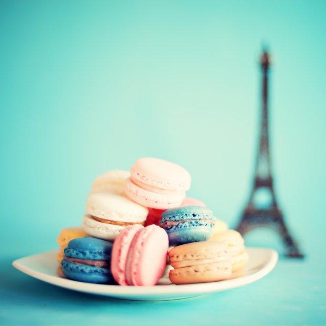 Макароны-французское искушение