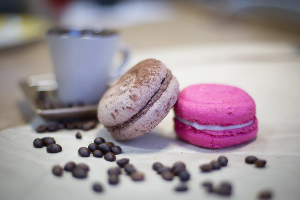Макароны и кофе-идеальное утро