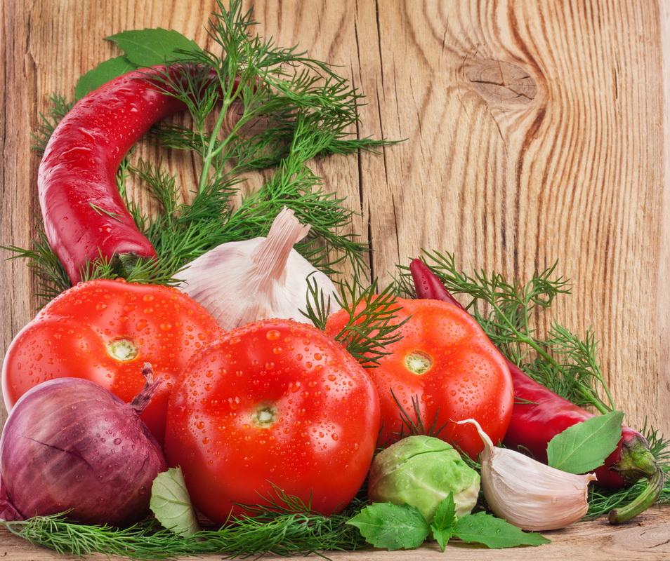 Овощи-щедрый урожай